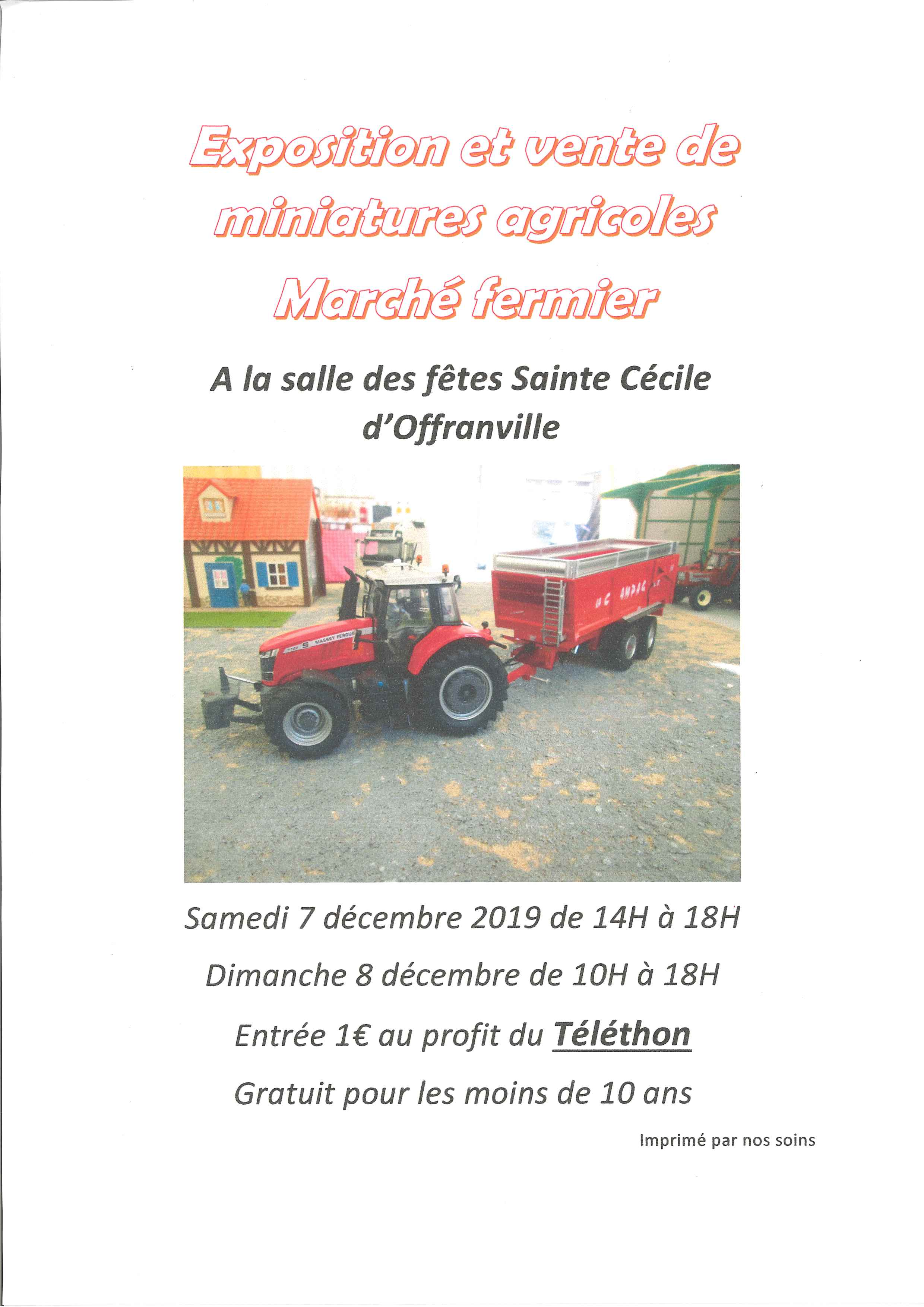 expo agricole